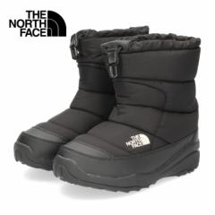 ザ ノースフェイス キッズ ブーツ THE NORTH FACE K Nuptse Bootie WP NFJ51980 KK BB/01-51980 ヌプシブーティーウォータープルーフ ブ