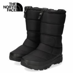 【還元祭クーポン対象】ザ ノースフェイス メンズ レディース ブーツ THE NORTH FACE Nuptse Bootie WP VI Tall NF51872 K KK-51872 ヌプ