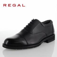 【BIGSALEクーポン対象】 リーガル REGAL 靴 メンズ ビジネスシューズ 32NRBB ブラック ストレートチップ 内羽根式 紳士靴 日本製 3E 本