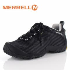 メレル カメレオン7 ストーム ゴアテックス J38604 BLACK MERRELL CHAMELEON7 STORM GORE-TEX レディース トレッキングシューズ 靴