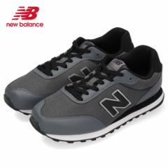 ニューバランス メンズ スニーカー new balance GM050LK GRAY グレー 靴 4E