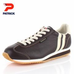 【BIGSALEクーポン対象】 パトリック スニーカー ネバダ 2 PATRICK NEVADA 2 CHO 17513 ブラウン メンズ レディース 靴 本革 日本製