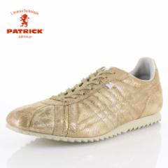 【BIGSALEクーポン対象】 パトリック スニーカー シュリー PATRICK SULLY L.F C-GD 531155 ゴールド カモフラ メンズ レディース 靴 日本