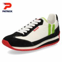 【BIGSALEクーポン対象】 パトリック スニーカー マラソン PATRICK MARATHON LDYBG 94190 ホワイト マルチカラー メンズ レディース 靴