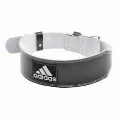 アディダス トレーニングベルト グローブ レザー ウエイトリフティング ベルト M adidas ADGB-12234