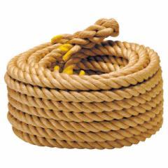 エバニュー 綱引きロープ 綱引きゲーム用ロープ麻30mm  EVERNEW EKA419