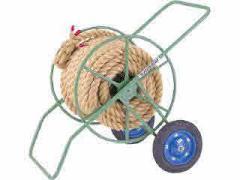 エバニュー 綱引きロープ巻取器 綱引用品 その他 綱引ロープ巻取器DX  EVERNEW EKA430