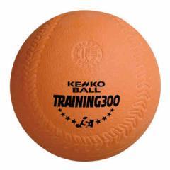 ナガセケンコー ソフトボール トレーニング用ボール ケンコーソフトボール トレーニング300  KENKO S3TG300