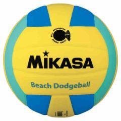 ミカサ ドッジボール ビーチドッヂボール2号  MIKASA MGBD160-YLG