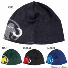 マムート アウトドアウェア ニット帽  メンズ Tweak Beanie  MAMMUT 1090-01351