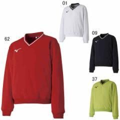 ミズノ テニス トレーニングジャケット ジュニア スウェットシャツ MIZUNO 62JC8101