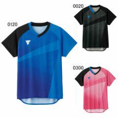 VICTAS 卓球 ユニホーム ゲームシャツ V-GS801 ゲームシャツ  ヤマト卓球 031474