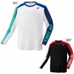 ヨネックス テニス プラクティスシャツ ロングスリーブTシャツ  YONEX 16359