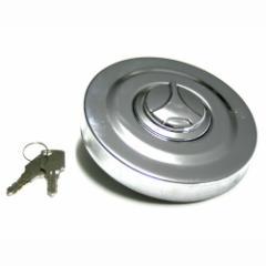 燃料の盗難防止へ◎鍵つきキャップ☆【鍵付ガスタンクキャップ(大型車共通)】