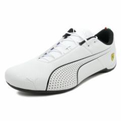 スニーカー プーマ PUMA SFフューチャーキャットウルトラ プーマ ホワイト/プーマ ブラック メンズ レディース シューズ 靴 18FA