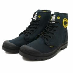 スニーカー パラディウム PALLADIUM パンパスマイリーフェストバッグ ブラック メンズ レディース シューズ 靴 18AW