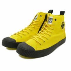 スニーカー パラディウム PALLADIUM パラフェニックススマイリーZ イエロー メンズ レディース シューズ 靴 18AW