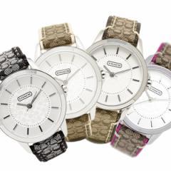 コーチ 時計 COACH クラシックシグネチャー レディース腕時計ウォッチ
