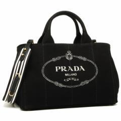 プラダ トートバッグ レディース PRADA 1BG642 ZKI ROO F0N12 ブラック ホワイト