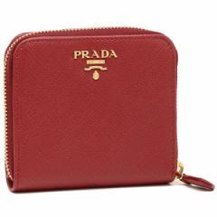 プラダ 折財布 レディース PRADA 1ML522 QWA F068Z レッド