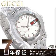 2c759bb045b5 【あす着】グッチ Gクラス 38mm 自動巻き メンズ 腕時計 YA055205 GUCCI シルバー