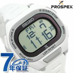 0e0706b0a5 セイコー ランニングウォッチ メンズ 腕時計 ソーラー デジタル SBEF051 SEIKO プロスペックス ホワイト