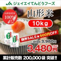 米 お米 山形米 精米 10kg (5kg×2袋) 【2019年グルメ・食品ランキング受賞】 ryb1002