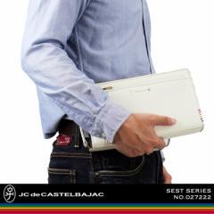 【ポイント10倍+レビュー記入で5倍】CASTELBAJAC(カステルバジャック) SEST(シェスト)シリーズ セカンドバッグ Mサイズ 027222 メンズ
