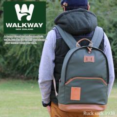 【ポイント10倍+レビュー記入で5倍】送料無料 WALK WAY REAFシリーズ リュックサック 8938 メンズ