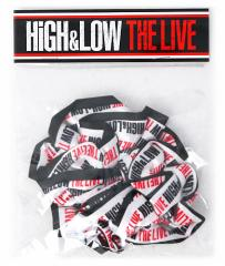 HiGH&LOW THE LIVE シュシュ◆新品Ss【ゆうパケット対応】【即納】