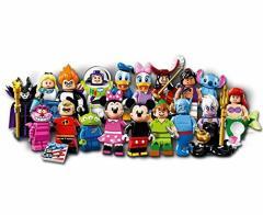 レゴ ミニフィギュア ディズニーシリーズ 71012 全18種◆新品Ns【即納】
