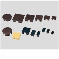 グローベン 構造部材 角パイプ用キャップ アルミ角柱用 60×60 A50LK060 【外構DIY部品】 黒