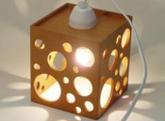 デザイン照明 Flames birdcage lamp mini/スタンドタイプ (幅11×奥行き11×高さ12cm)