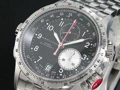腕時計 メンズ ハミルトン HAMILTON カーキ KHAKI ETO H77612133