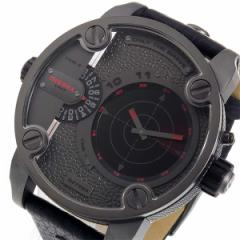 腕時計 メンズ ディーゼル DIESEL リトルダディ クオーツ DZ7293 グレー