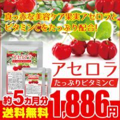 アセロラ ビタミンC 約5ヵ月分 ビタミン サプリ ビタミン 5m