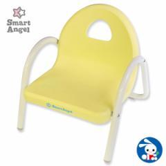 SmartAngel)ミニチェアネオ(イエロー)[ベビー ベビーチェア 赤ちゃん チェア 椅子 いす イス ベビーチェアー ベビー用品 赤ちゃん用品