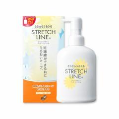 ピップ ベビー)マッサージクリーム STRETCH LINE(ポンプ 250g)[マタニティ][西松屋]