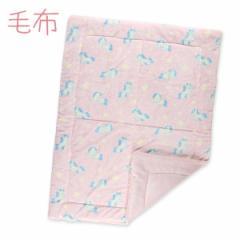 あったか4層ベビー毛布(ユニコーン)【85×115cm】[ベビー 用品 毛布 ブランケット お昼寝ケット 掛け毛布 ベビーケット 赤ちゃん お昼
