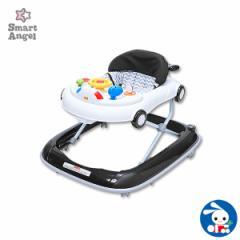 SmartAngel エンジョイレーサー【歩行器】[ベビー 赤ちゃん おもちゃ 乳児 1歳 ベビーウォーカー ベビー用品 ベビーグッズ 赤ちゃん用品