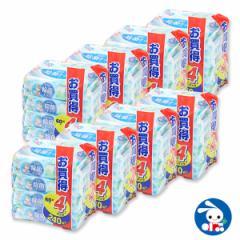 ピジョン)除菌ナップ替え 60枚入×32個(1ケース)[お尻拭き おしり拭き 赤ちゃん 詰め替え ][西松屋]