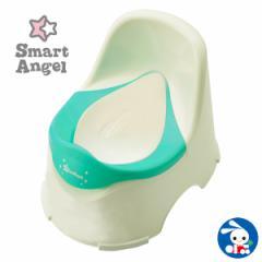 SmartAngel)抗菌すわるオマル(洋式タイプ)[SALE][セール][西松屋]