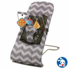 リッチェル)バウンシングシート(おもちゃ付き)R[バウンサー 新生児 ベビー 折りたたみ 赤ちゃん お昼寝 ベビー用品 出産祝い 育児用品