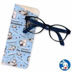 アイムドラえもんPCメガネ(ブルー)[ドラえもん PCメガネ ブルーライトカット パソコン スマホ タブレット メガネ 眼鏡 UVカット ケー