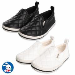 キルトスリッポンシューズ【15cm・16cm・17cm・18cm】[靴 くつ シューズ スニーカー][キッズ][西松屋]