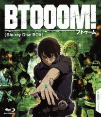 【新品】【ブルーレイ】BTOOOM! Blu?ray Disc BOX 井上淳哉(原作)