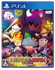 【中古】 WORK×WORK  PS4 / 中古 ゲーム