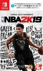 【新品】 NBA 2K19 ニンテンドースイッチ ソフト HAC-P-AQNYA / 新品 ゲーム