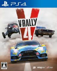 【中古】 V-Rally 4 PS4 PLJM-16211 / 中古 ゲーム