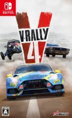 【中古】 V-Rally 4 ニンテンドースイッチ HAC-P-AQALB / 中古 ゲーム